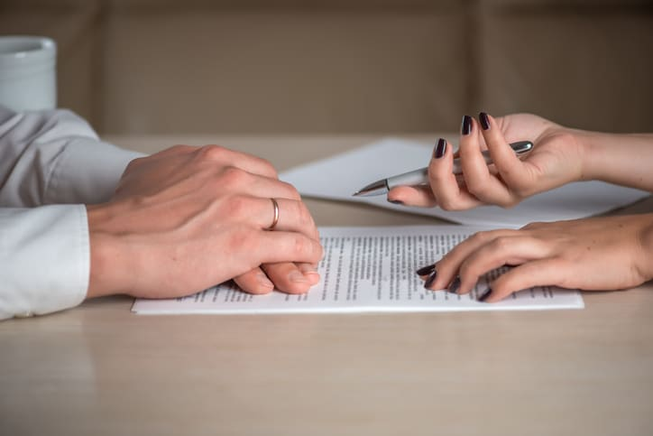 Informal separation and postnuptial agreements